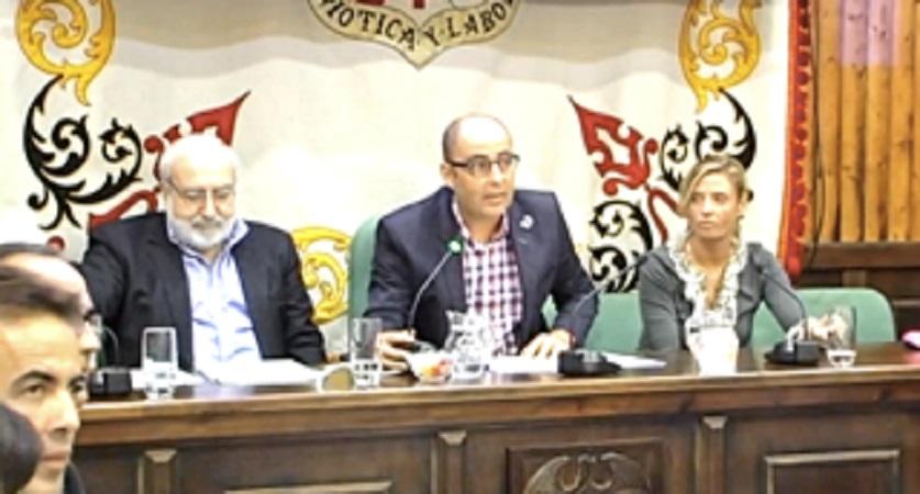 Presentación diagnóstico competitivo territorial en el levante Almeriense