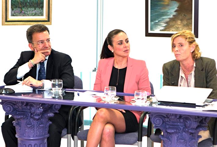 Acto de presentación: Promoción de emprendedoras de la provincia de Almería