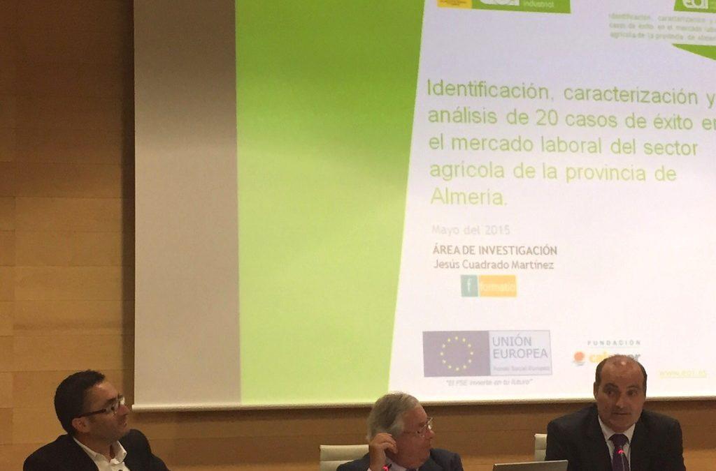 20 Casos de Éxito del Sector Agrícola de Almería