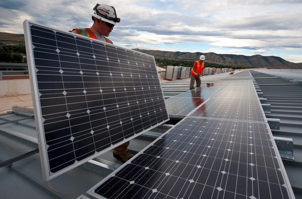 EFFERGY y TSF instalarán plantas fotovoltaicas sin coste para el cliente industrial