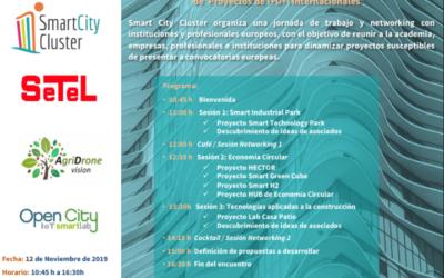 Grupo Desarrolla participó en las Jornadas de Smart City presentando el Smart Green Cube